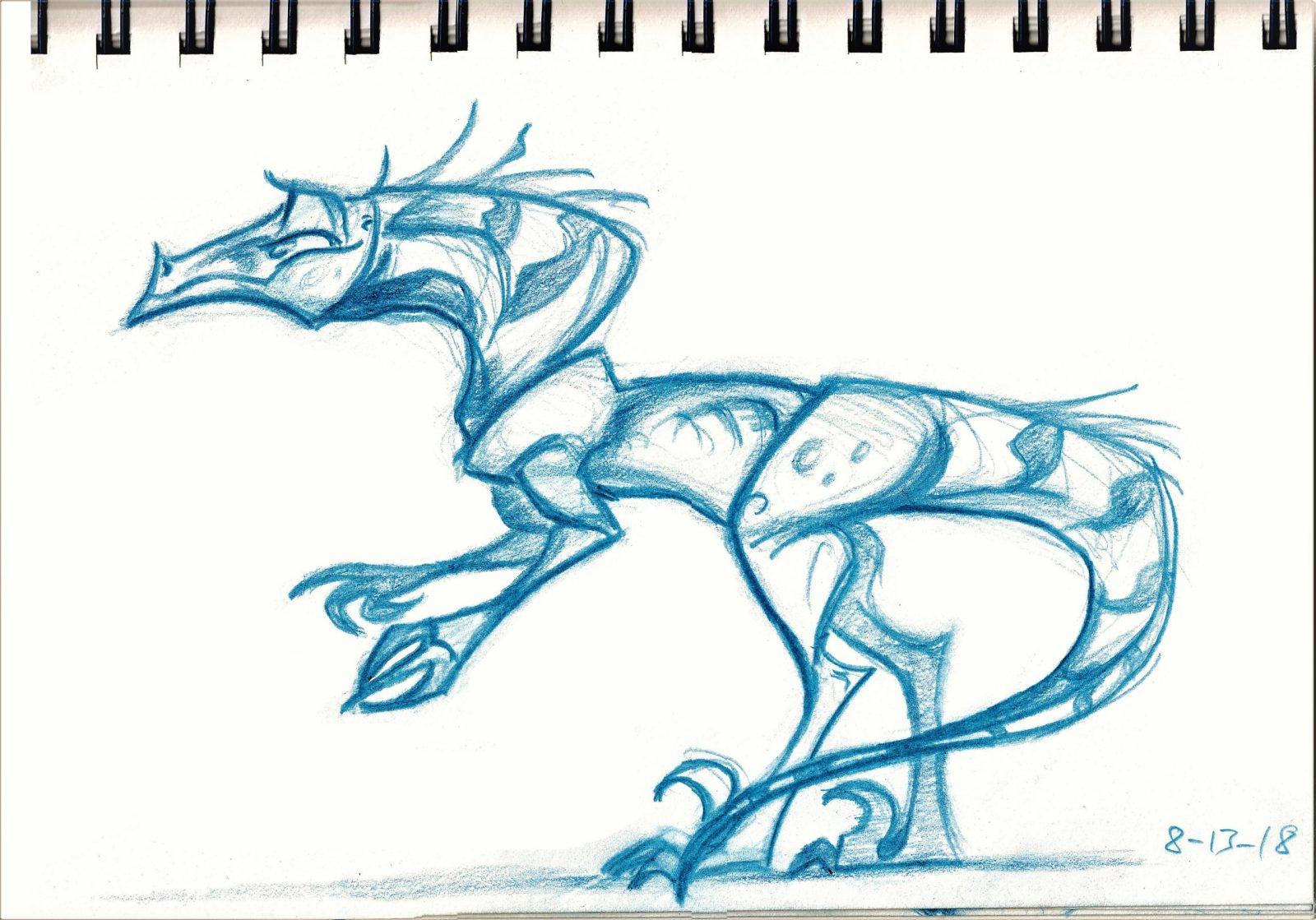 Raptor design