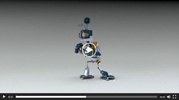 Robot – Punch