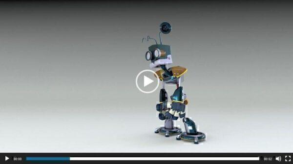 Robot – Throw